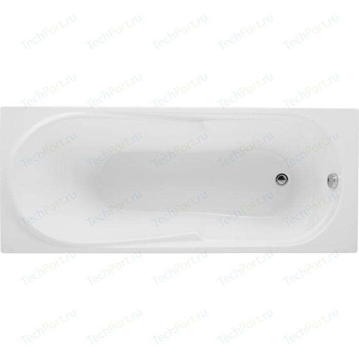 Акриловая ванна Aquanet Hellas 170x70 с каркасом, без гидромассажа (205497)