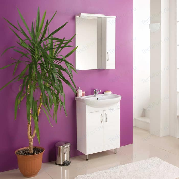 Мебель для ванной Акватон Онда 60 белая