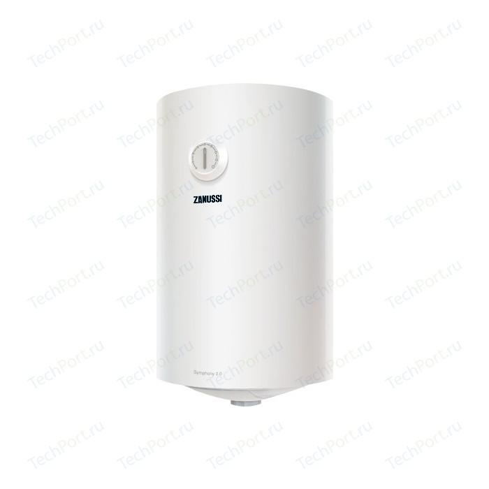 Электрический накопительный водонагреватель Zanussi ZWH/S 80 Symphony 2.0