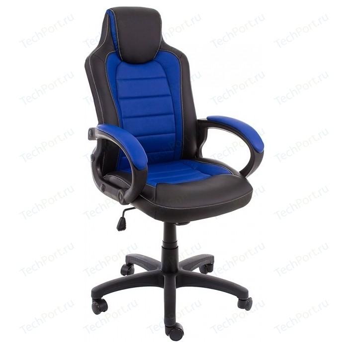 Компьютерное кресло Woodville Kadis темно-синее/черное