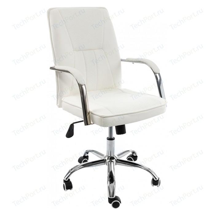 Компьютерное кресло Woodville Nadir белое
