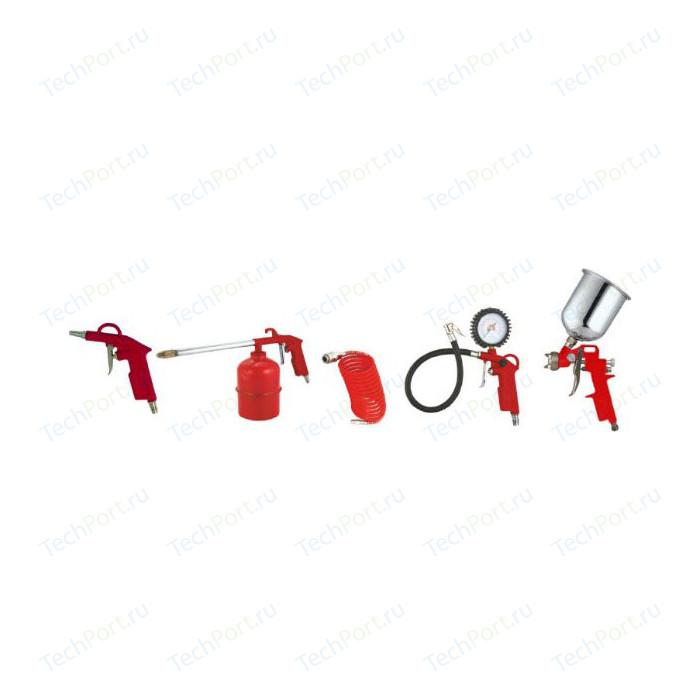 Набор пневмоинструмента Elitech 5 предметов (0704.011900)