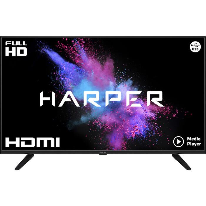 Фото - LED Телевизор HARPER 40F660T телевизор harper 40 40f660t 40f660t