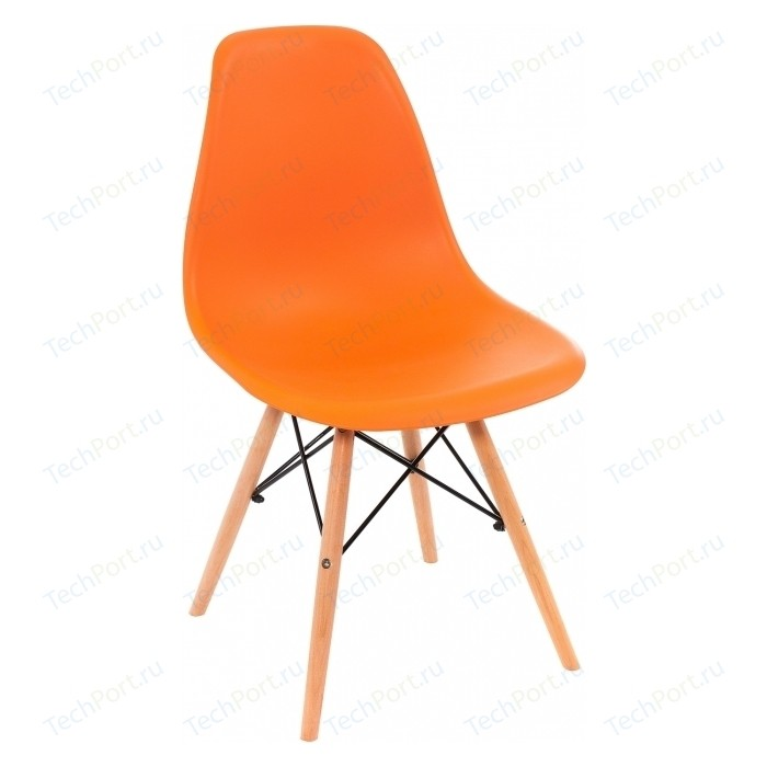 Стул Woodville Eames PC-015 оранжевый