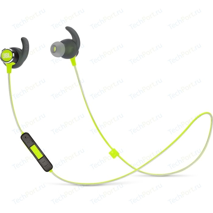 Наушники JBL Reflect Mini 2 green