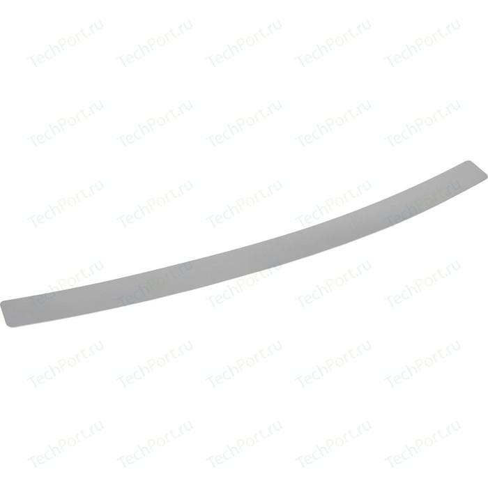 накладка на задний бампер с загибом нержавеющая сталь матовая original alu frost 50 5579 для renault koleos 2017 Накладка на задний бампер Rival для Mazda CX-5 II (2017-н.в.), нерж. сталь, NB.3804.1