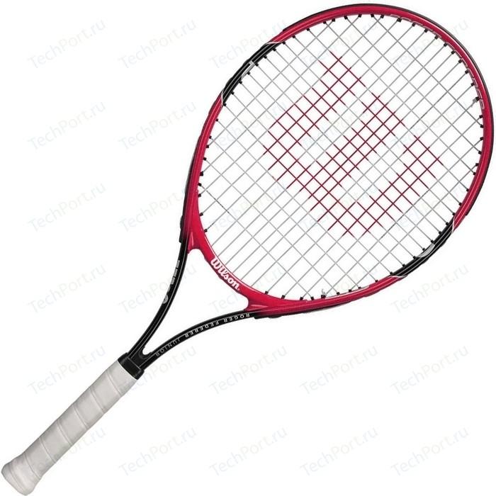 Ракетка для большого тенниса Wilson Roger Federer 25 Gr00 (WRT200800)