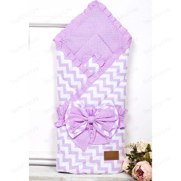 Одеяло на выписку AmaroBaby Zig Zag ( розовый, поплин/бязь)