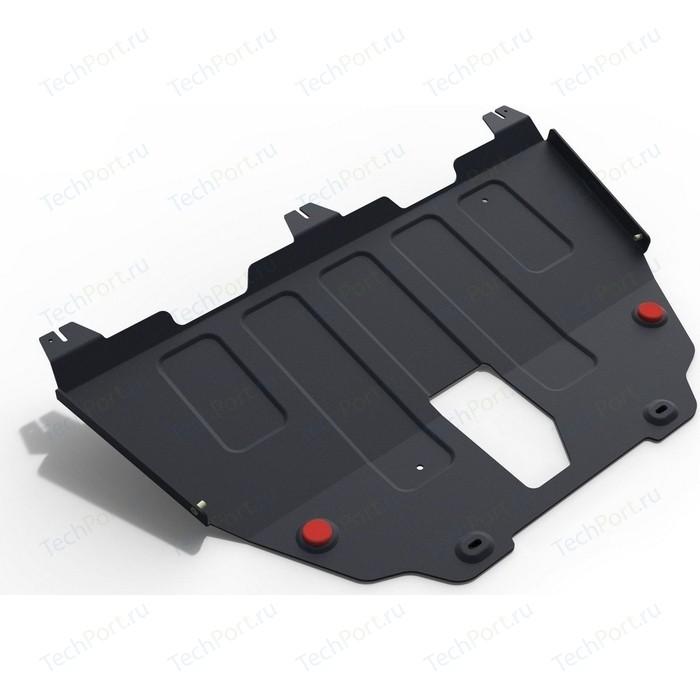 Защита картера и КПП АвтоБРОНЯ для Jeep Renegade 4WD (2015-н.в.), сталь 2 мм, 111.02736.1