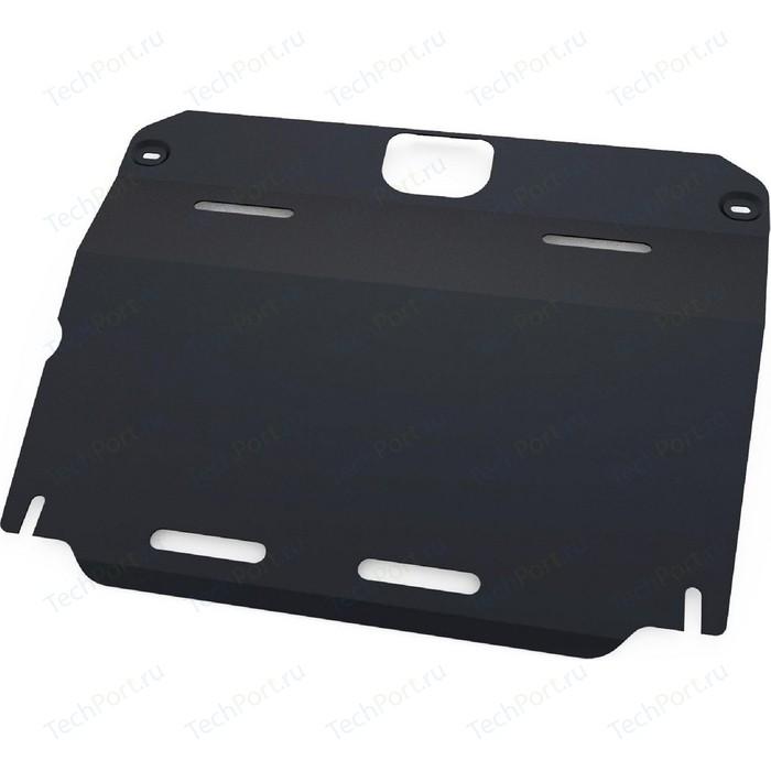 Защита картера и КПП АвтоБРОНЯ для Mg 6 АКПП (2013-н.в.), сталь 2 мм, 111.08602.1