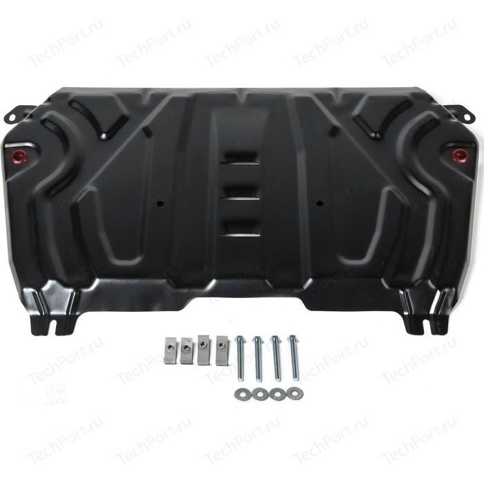 Защита картера и КПП Big АвтоБРОНЯ для Lexus ES XV70 (2018-н.в.) / Toyota Camry (2018-н.в.), сталь 2 мм, 111.09518.2