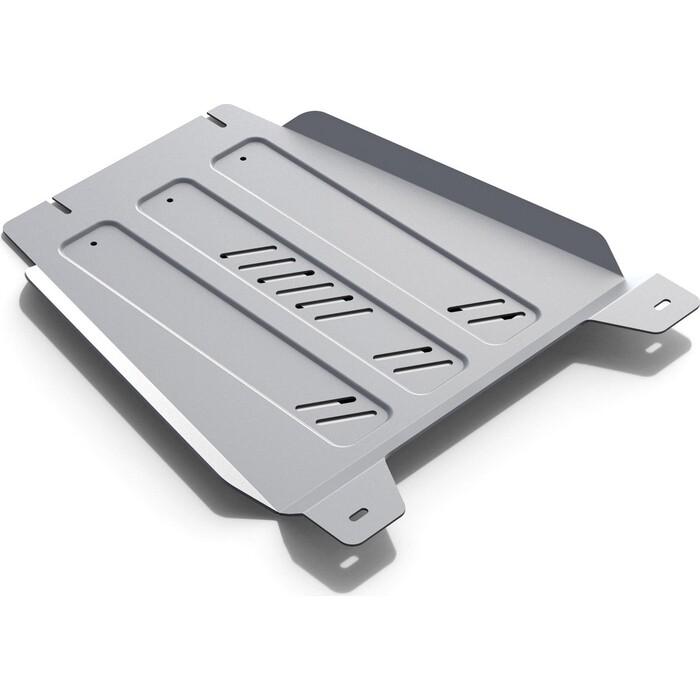 Защита КПП Rival для Cadillac Escalade (2015-н.в.) / Chevrolet Tahoe (2014-н.в.), алюминий 4 мм, 333.0809.1