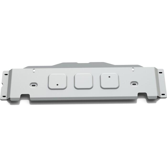 Защита радиатора Rival для Mercedes GLE (вкл. купе) (2015-н.в.), алюминий 4 мм, 333.3929.1