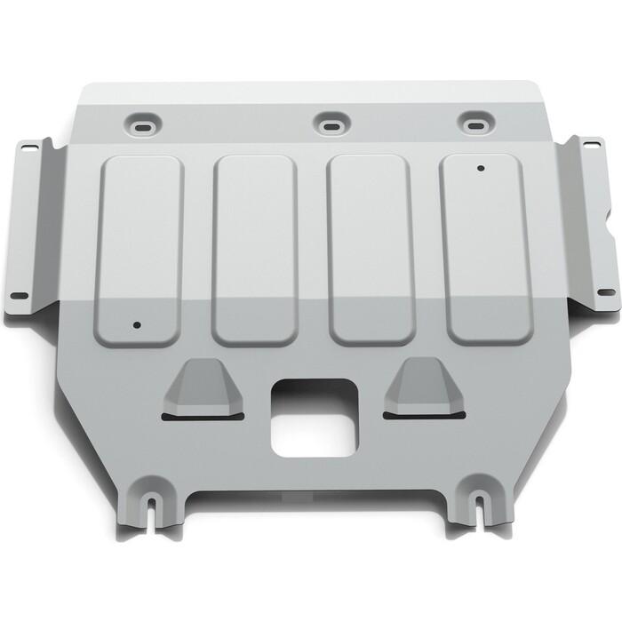 Защита картера и КПП Rival для Mini Clubman (Cooper, Cooper S) (15-19) / (2019-)/Hatch (13-18), алюминий 4 мм, 333.8205.1