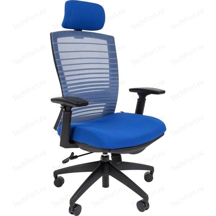 Офисноекресло Chairman СН 285 синий