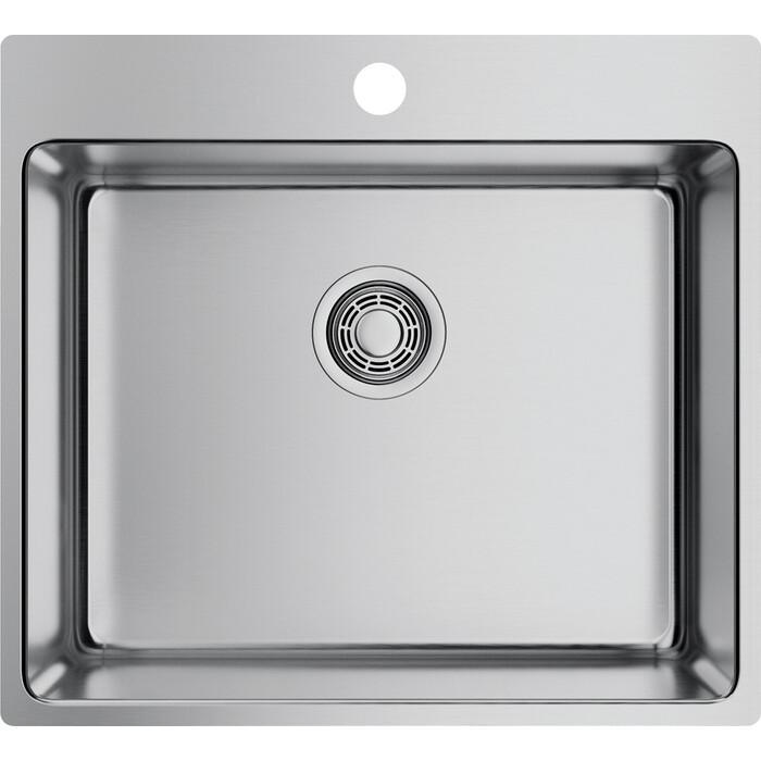 Кухонная мойка Omoikiri Amadare 55-IN нержавеющая сталь (4993718)