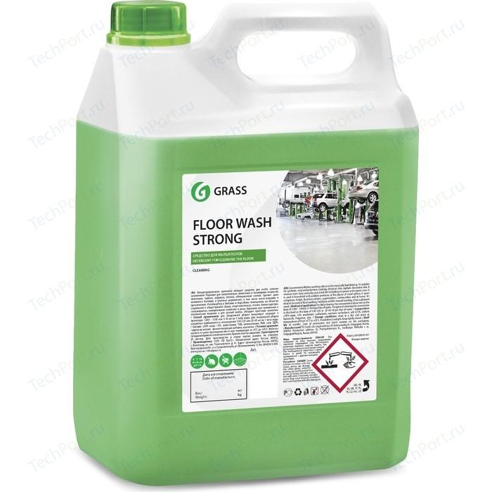 Средство для мытья пола GRASS Floor Wash Strong (щелочное), 5 л