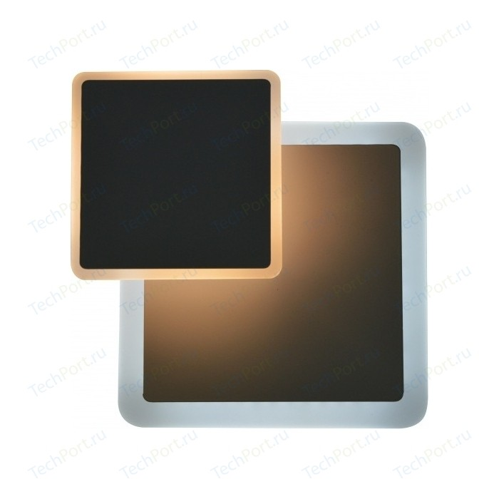 Бра Estares Geometria square 12W S-185-WHITE-220-IP44