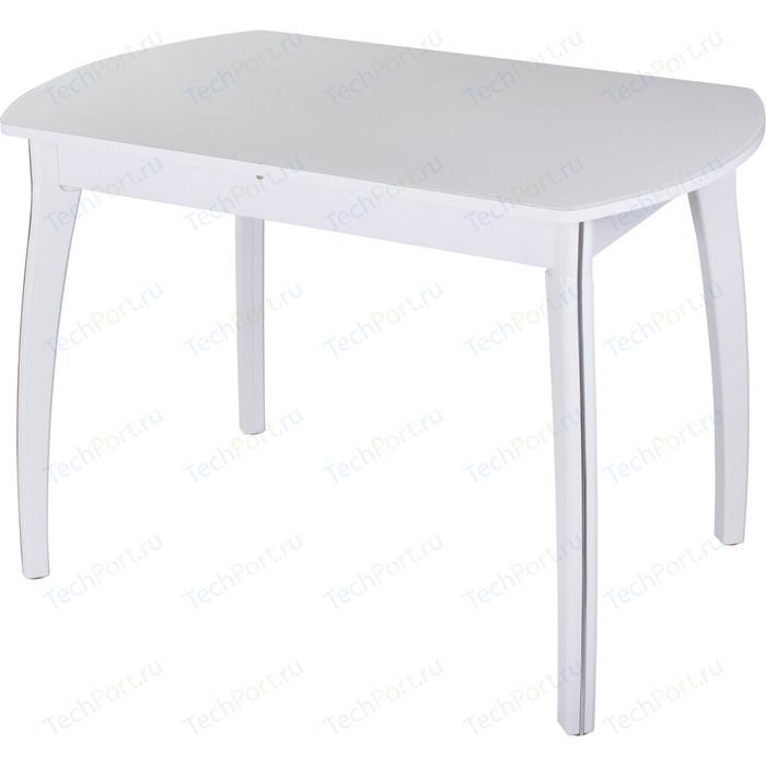 Стол Домотека Танго ПО-1 БЛ ст-БЛ 07 ВП БЛ стол домотека танго по бл ст бл 04 бл