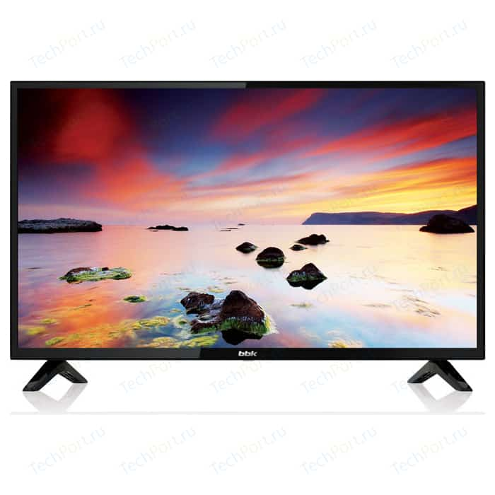 Фото - LED Телевизор BBK 32LEM-1043/TS2C телевизор bbk 32lem 1052 ts2c