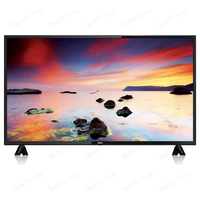 LED Телевизор BBK 40LEM-1043/FTS2C телевизор led 50 bbk 50lem 1056 fts2c черный 1920x1080 50 гц vga usb