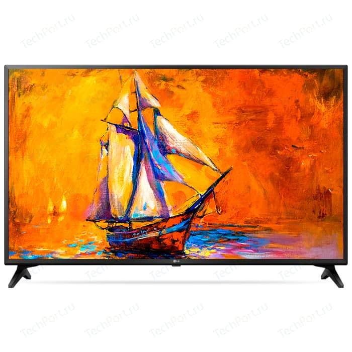 Фото - LED Телевизор LG 49UK6200 монитор lg 22m38d b
