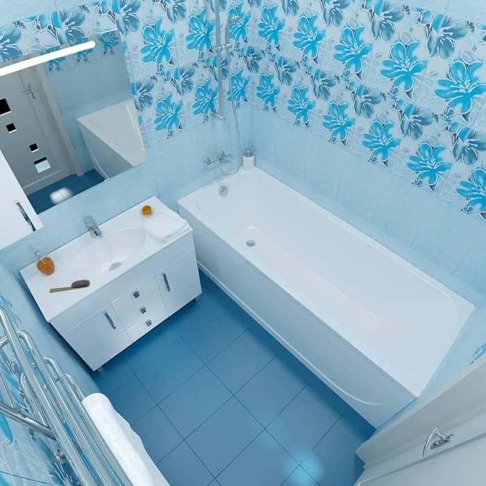 Акриловая ванна Triton Ультра 170x70 с каркасом (Щ0000013002, Щ0000041797)