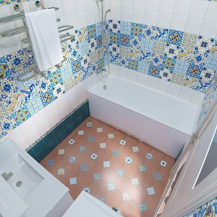Акриловая ванна Triton Джена 170x70 с каркасом (Щ0000001223, Щ0000041797)