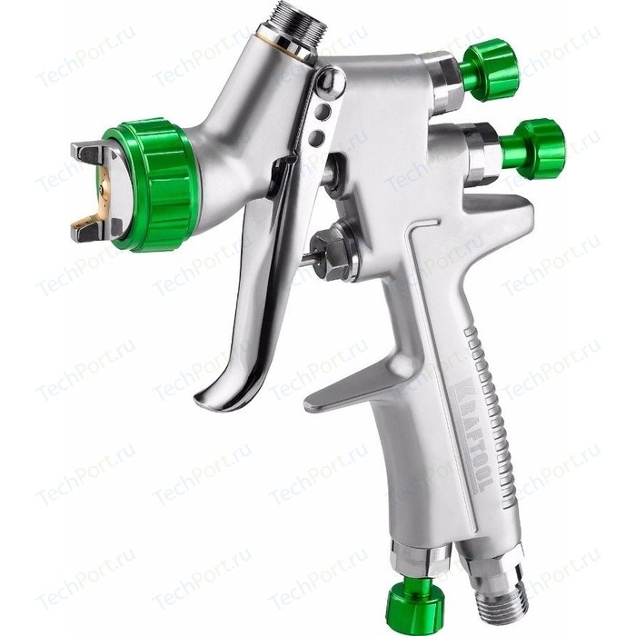 Краскопульт пневматический Kraftool PRO Jeta 3000 mini, HVLP, 0,8 мм (06561-0.8)