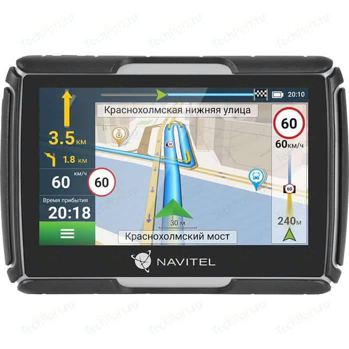 GPS навигатор Navitel G550 Moto