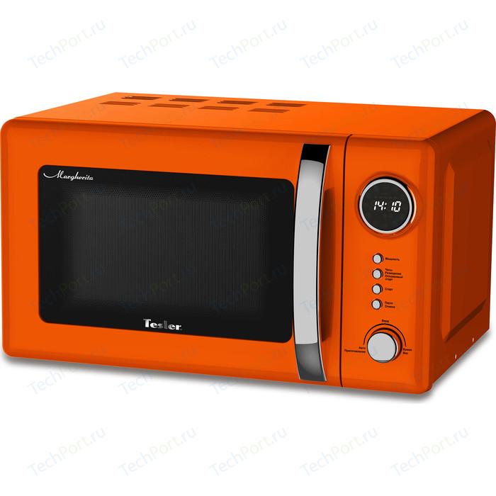 Микроволновая печь Tesler ME-2055 Orange микроволновая печь tesler me 2055 sky blue