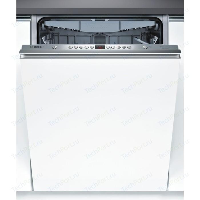 Встраиваемая посудомоечная машина Bosch Serie 4 SBV45FX01R