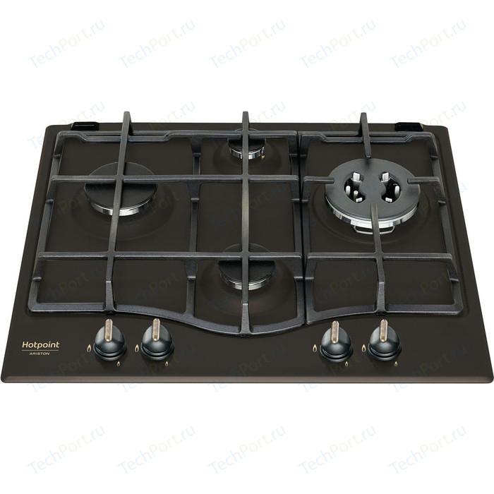 Газовая варочная панель Hotpoint-Ariston PCN 640T(AN) GH R /HA газовая варочная панель hotpoint ariston 751 pcn t ix ha