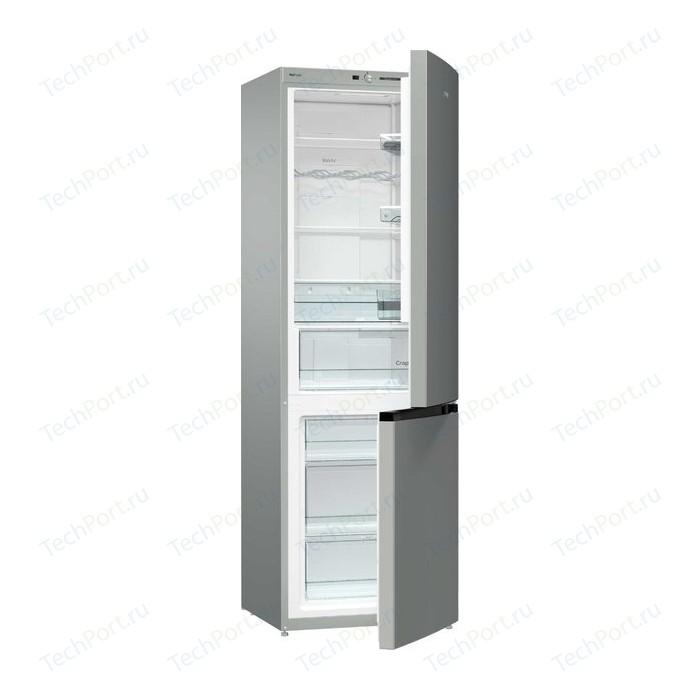 Холодильник Gorenje NRK6191GHX4 холодильник gorenje rb4091anw белый однокамерный