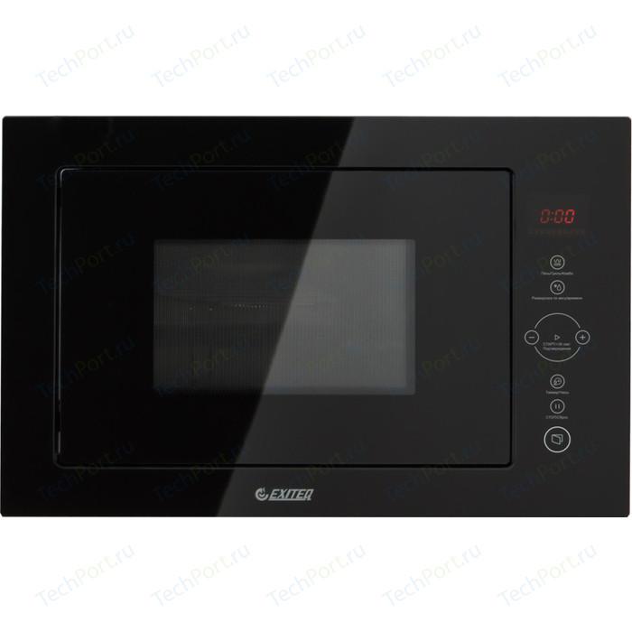 Встраиваемая микроволновая печь EXITEQ EXM-106 black