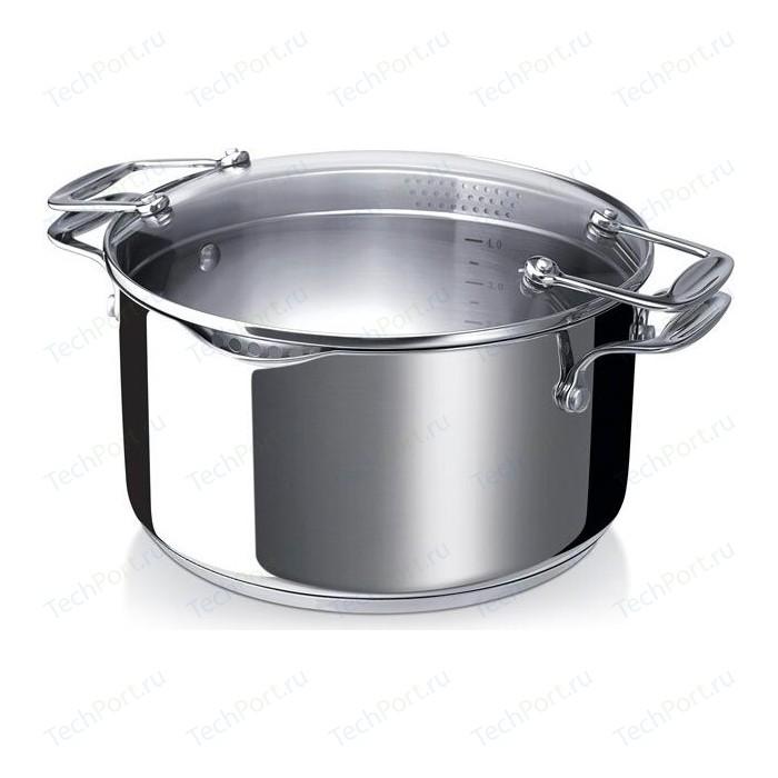 Фото - Кастрюля 5 л Beka Chef (13231244) кастрюля 7 л beka chef 12061264