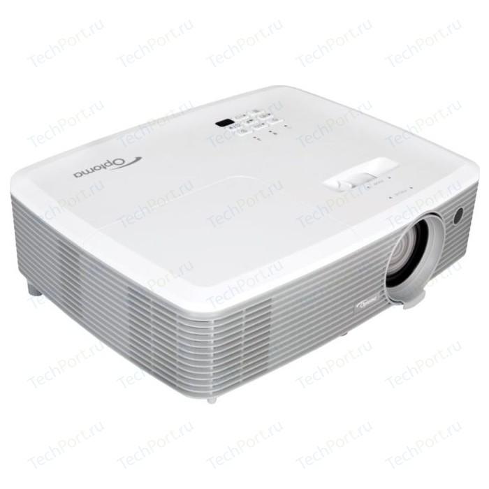Фото - Проектор Optoma X400 проектор optoma eh330ust