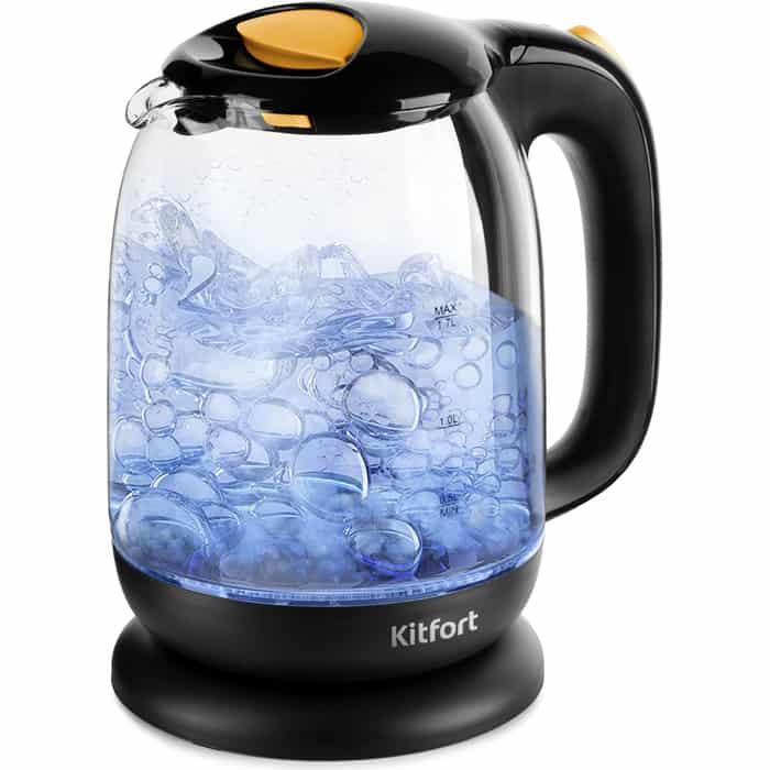 Чайник электрический KITFORT KT-625-4 чайник kitfort kt 625 2 green