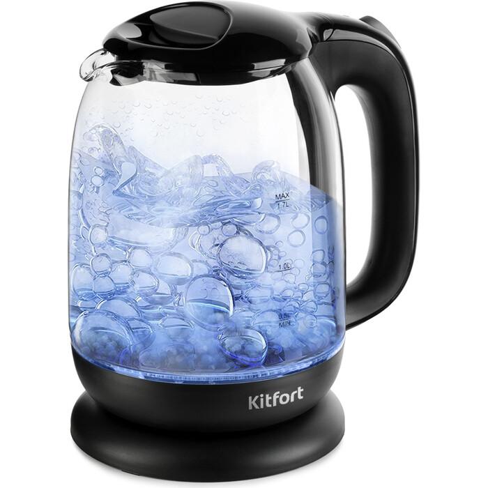 Чайник электрический KITFORT KT-625-6