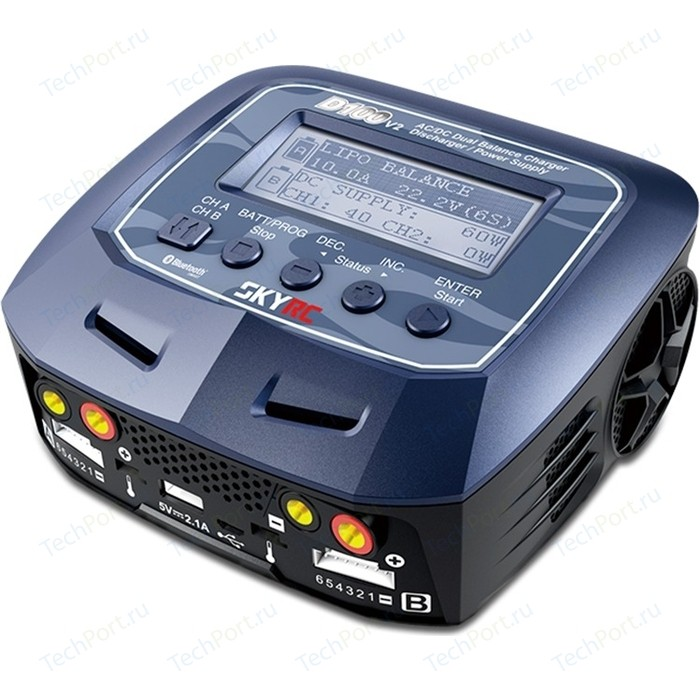 Зарядное устройство SkyRC D100 V2 - SK-100131-02