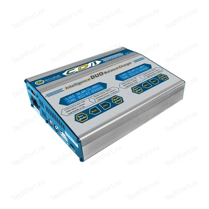 цена на Двухканальное зарядное устройство EV-Peak CD1+ (LiXX, NiXX, Pb, 22012V, 100Wx2, C:10A, D:5A) - EV-F0305N