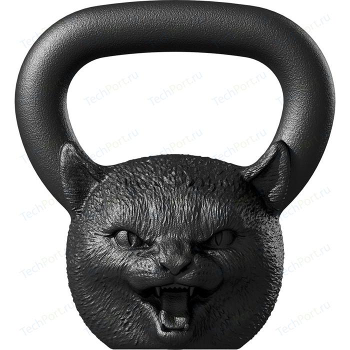 Дизайнерская гиря Iron Head Кошка 8,0 кг