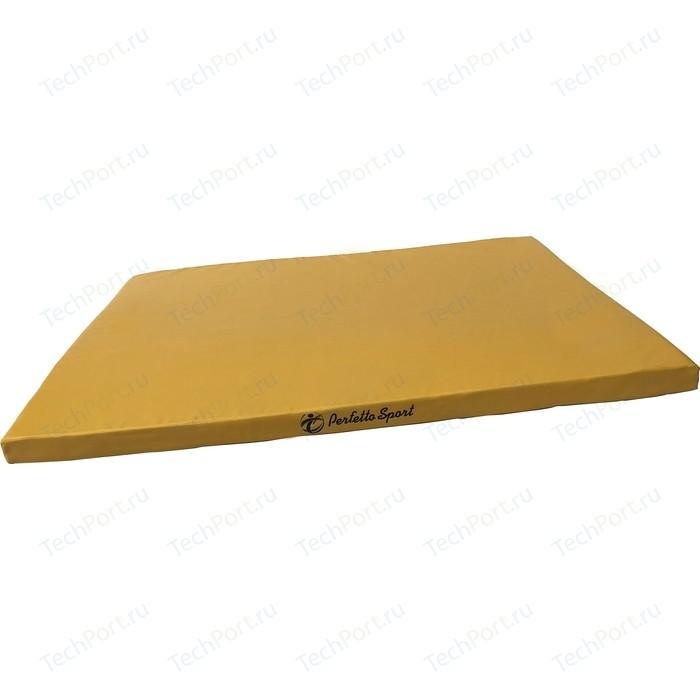 Мат PERFETTO SPORT № 12 (125 х 80 5) желтый