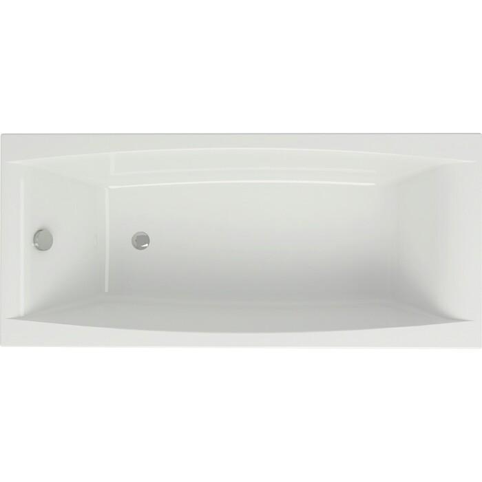 Акриловая ванна Cersanit Virgo 180x80 см, белая (P-WP-VIRGO*180NL)