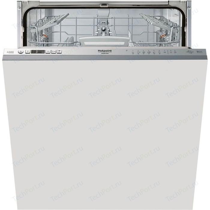 Встраиваемая посудомоечная машина Hotpoint-Ariston HIO 3T1239 W встраиваемая посудомоечная машина hotpoint ariston ltf 11s112 l eu серебристый