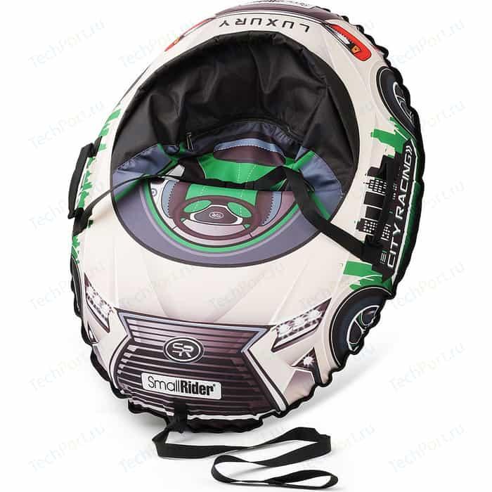 Санки-тюбинг Small Rider Snow Cars 3 (LX - зеленый)