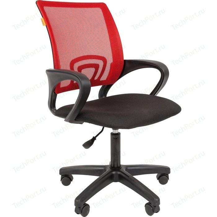 Офисноекресло Chairman 696 LT TW красный