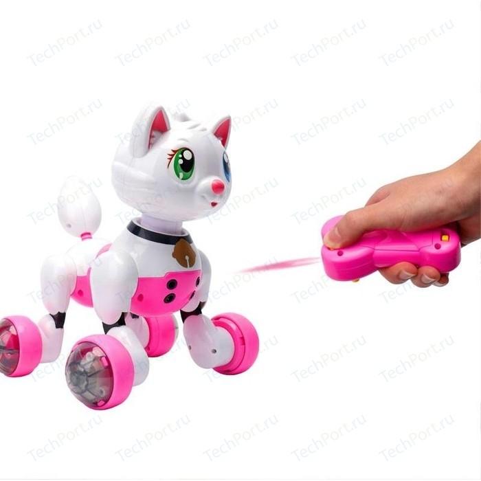 Радиоуправляемая интерактивная кошка CS Toys Cindy - MG013
