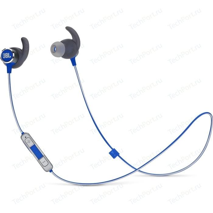 Наушники JBL Reflect Mini 2 BT blue