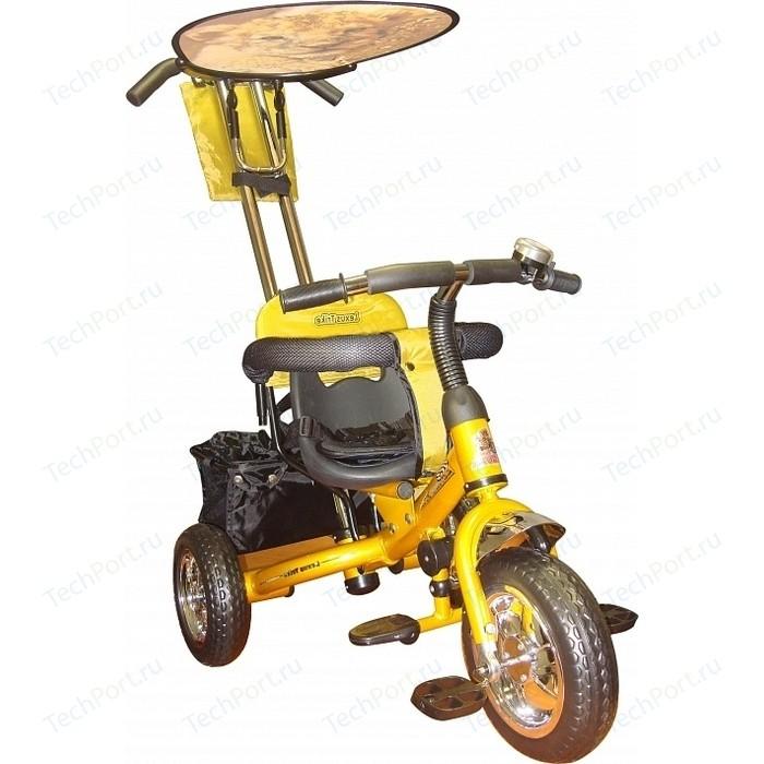 Велосипед трехколесный Funny Scoo Next Generation (MS-0571) золото